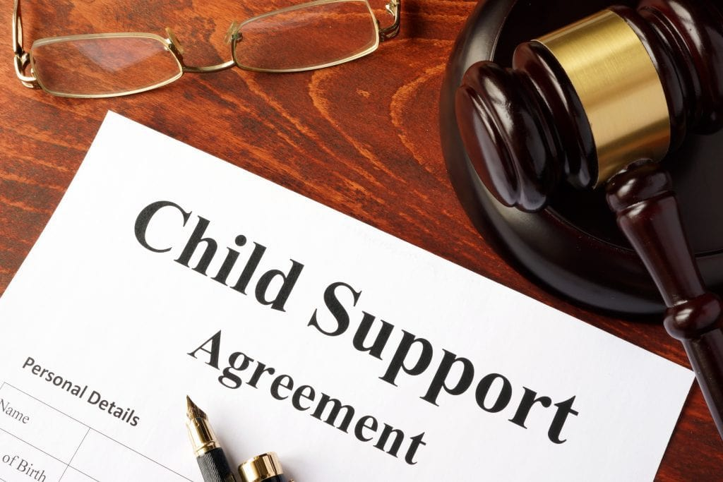 Child Support Modify Weibrecht Ecker Licensed Adobe Stock Image